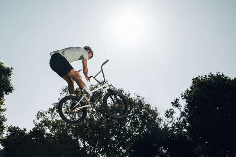 「自転車競技(BMXフリースタイル)」はどんな競技?意外と知らない東京五輪の競技種目